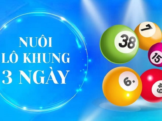 cach vao tien nuoi lo khung 3 ngay