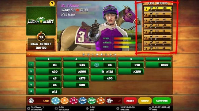 Chi tiet cach choi Lucky Derby W88 chien thang