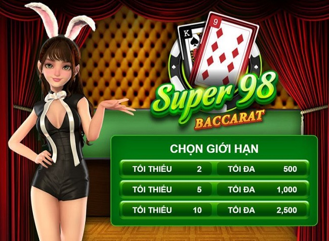 game super 98 baccarat
