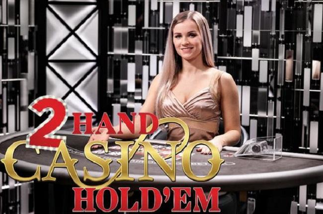 cach choi 2 Hand Casino Hold'em