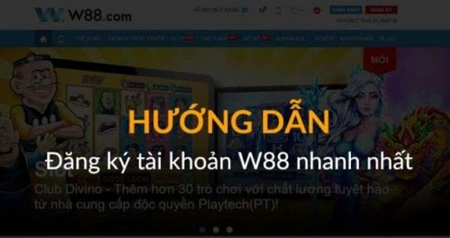 dang ky w88