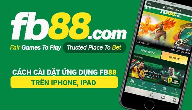 Hướng dẫn cách tải App Fb88 về Android