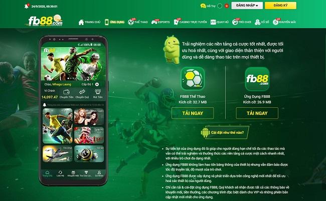 huong dan tai app fb88