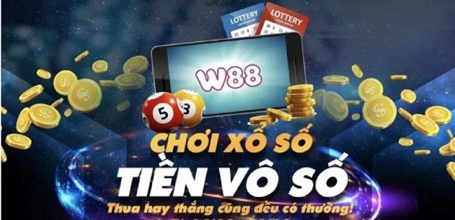 thuong xo so tai w88